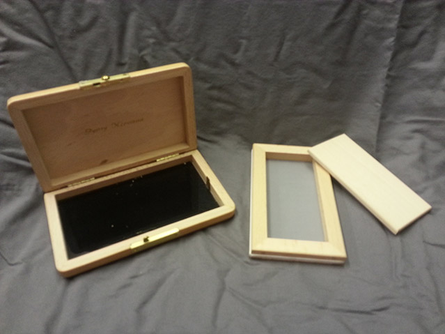 Mini STASH BOX (Pine)